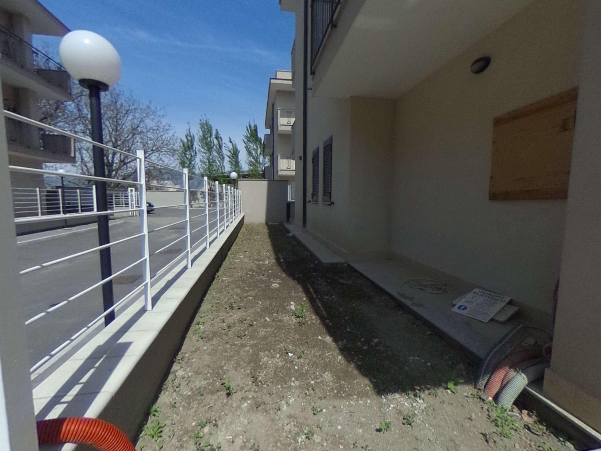 Ampio appartamento di nuova costruzione con giardino e terrazzo