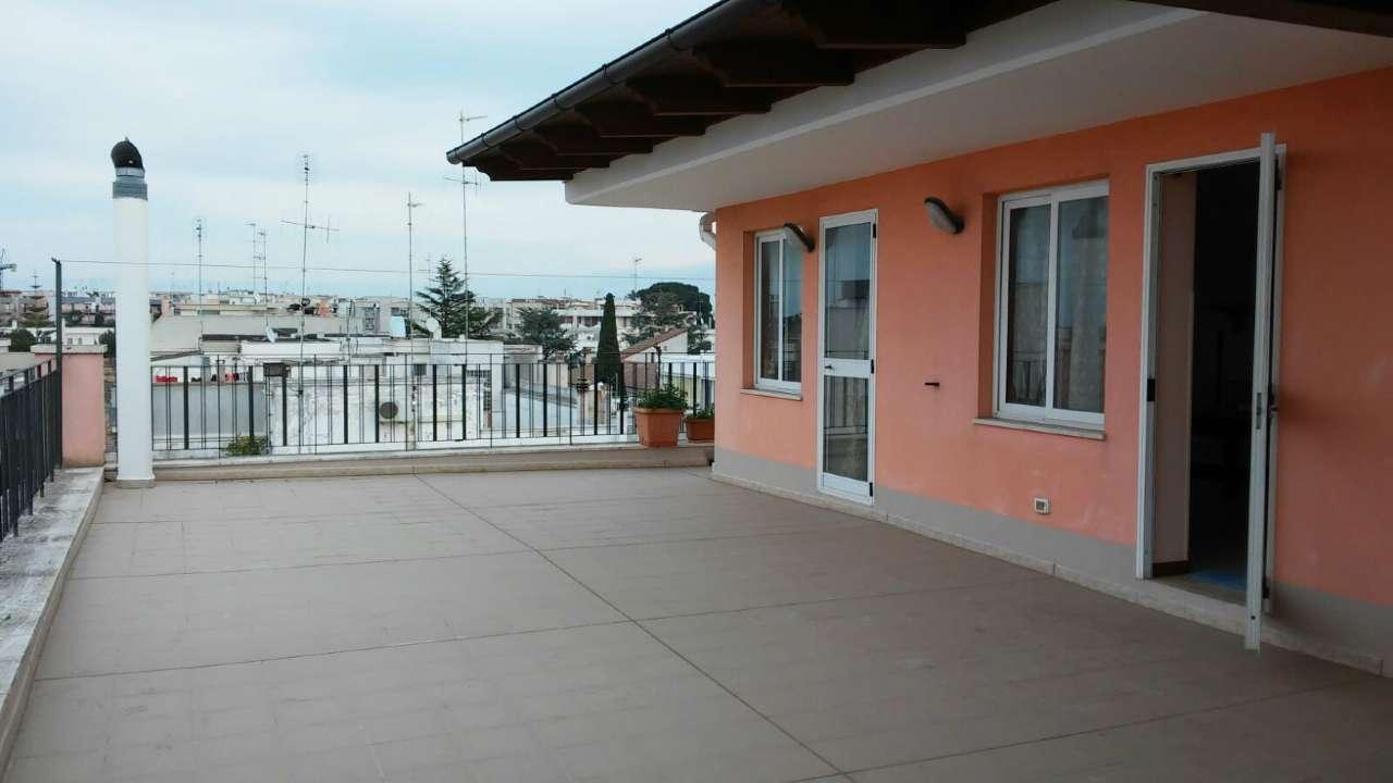 Ampio appartamento con dependance e terrazzo solarium panoramico