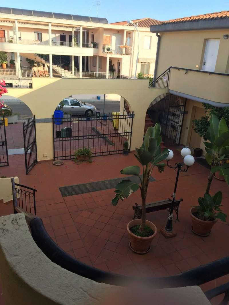 Bilocale con balcone panoramico