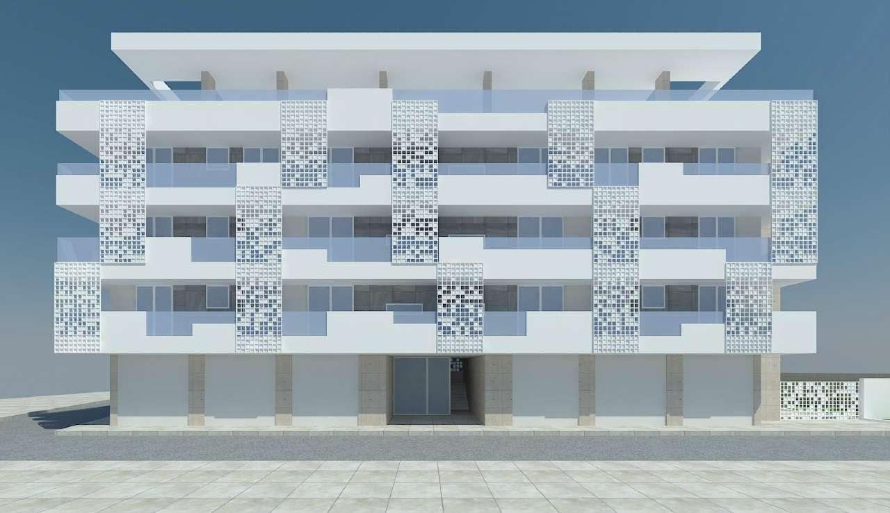 Ampio quadrilocale di nuova costruzione con autorimessa