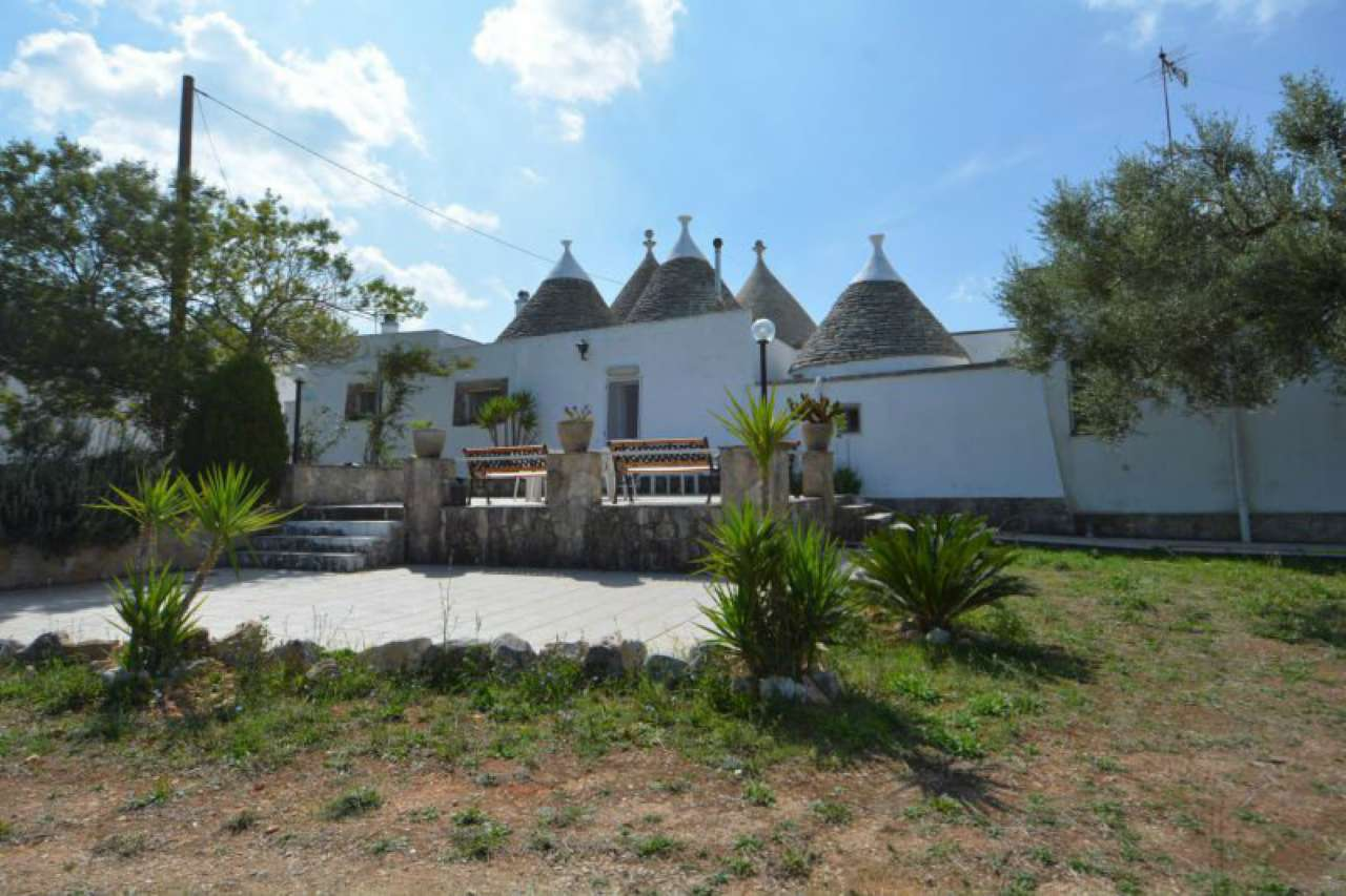 Foto 1 di Casa indipendente contrada Raspano, Martina Franca