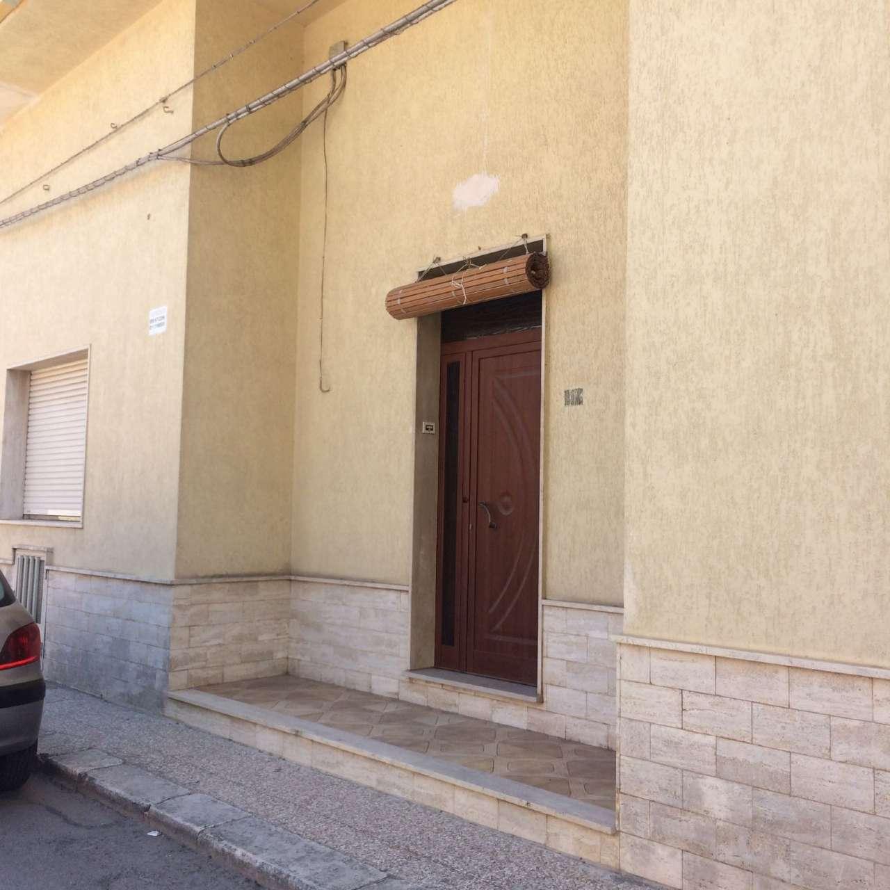 Ampio appartamento con porzione di area scoperta