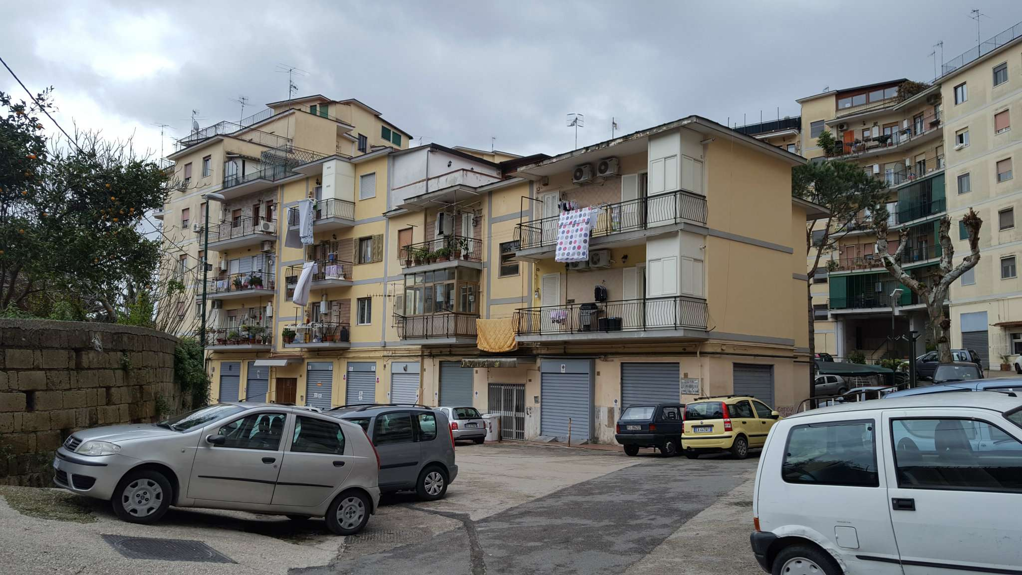 Foto 1 di Quadrilocale via Macedonia, Napoli (zona San Carlo all'Arena, Stella)