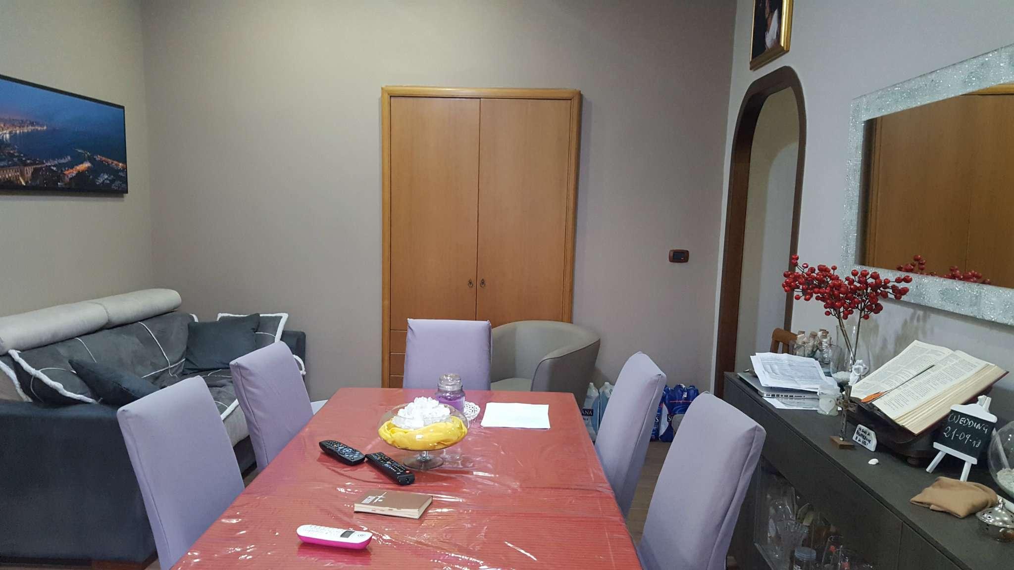 Foto 1 di Trilocale salita S. Elia, Napoli (zona San Carlo all'Arena, Stella)