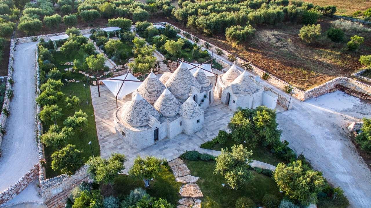 Valle D' Itria - Meraviglioso complesso di trulli tradizionali con piscina, foto 11