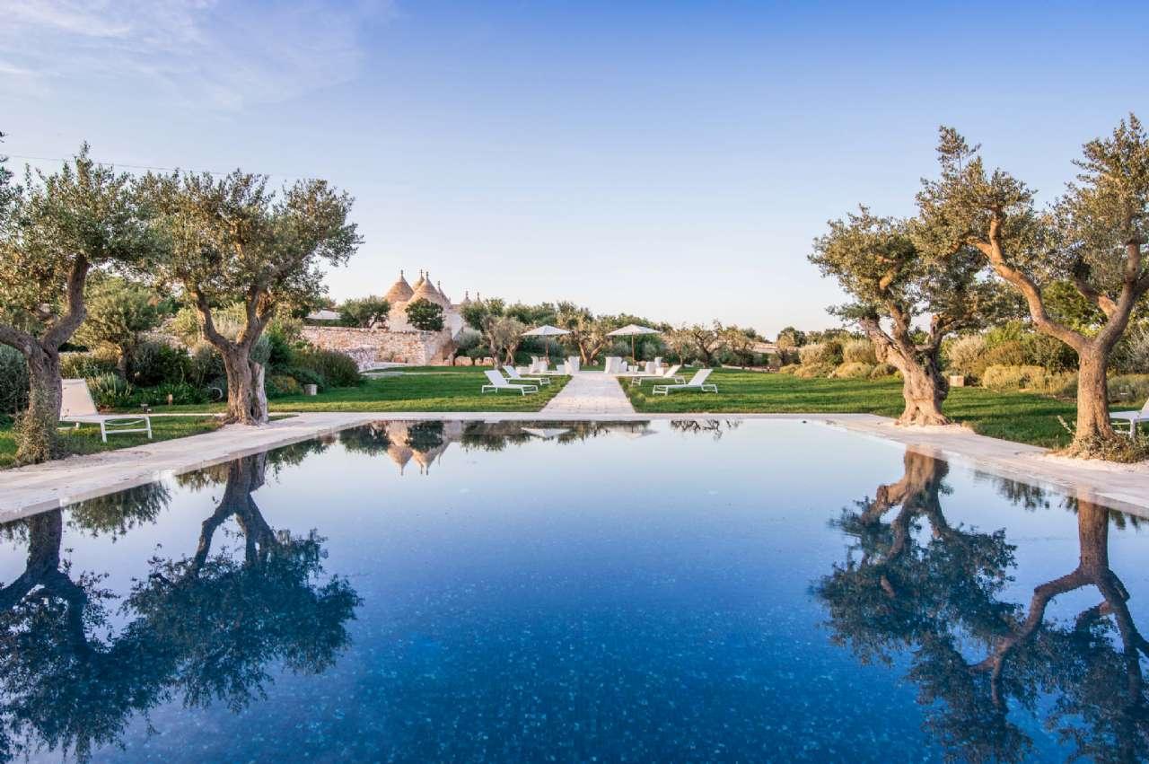 Valle D' Itria - Meraviglioso complesso di trulli tradizionali con piscina, foto 8
