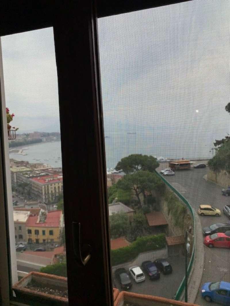 Posillipo - Ampio appartamento panoramico vista mare e Vesuvio, foto 10