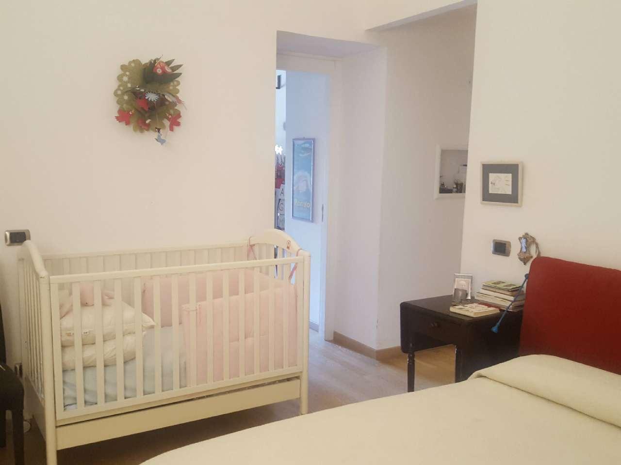 Mergellina - Piedigrotta - Ampio e signorile appartamento con soppalco e posto auto, foto 9
