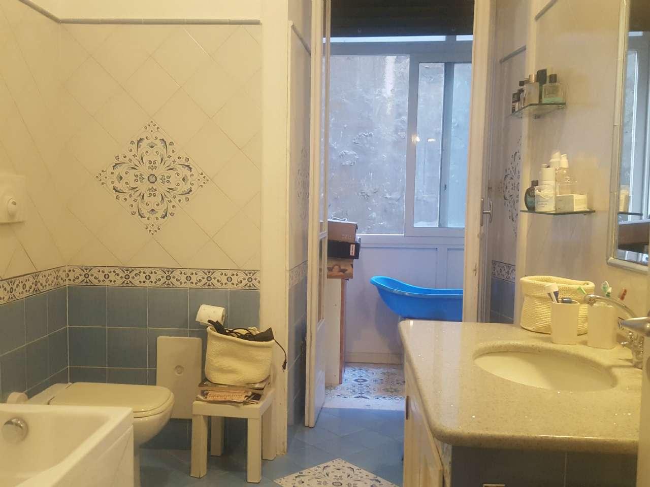 Mergellina - Piedigrotta - Ampio e signorile appartamento con soppalco e posto auto, foto 13