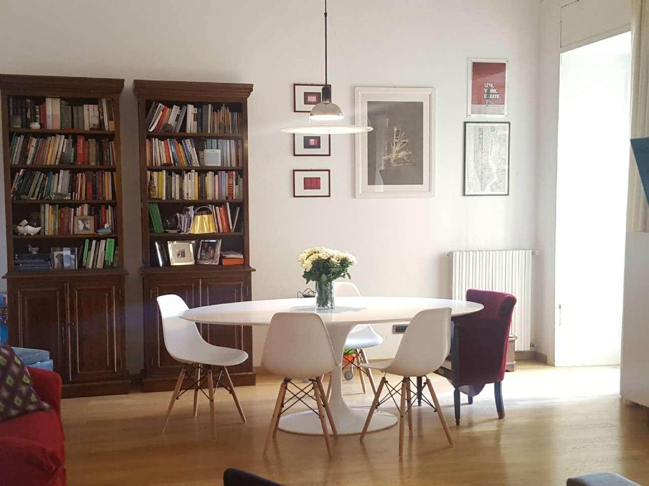 Mergellina - Piedigrotta - Ampio e signorile appartamento con soppalco e posto auto, foto 0
