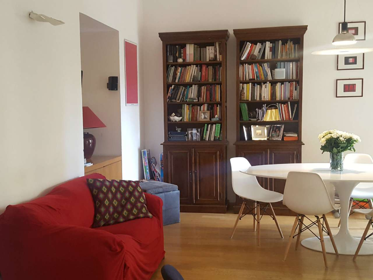 Mergellina - Piedigrotta - Ampio e signorile appartamento con soppalco e posto auto, foto 2