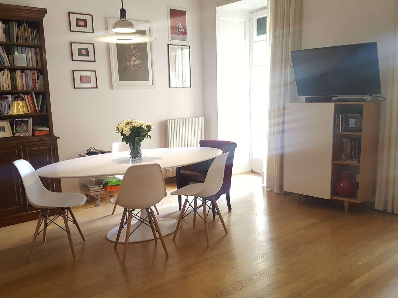 Mergellina - Piedigrotta - Ampio e signorile appartamento con soppalco e posto auto, foto 1