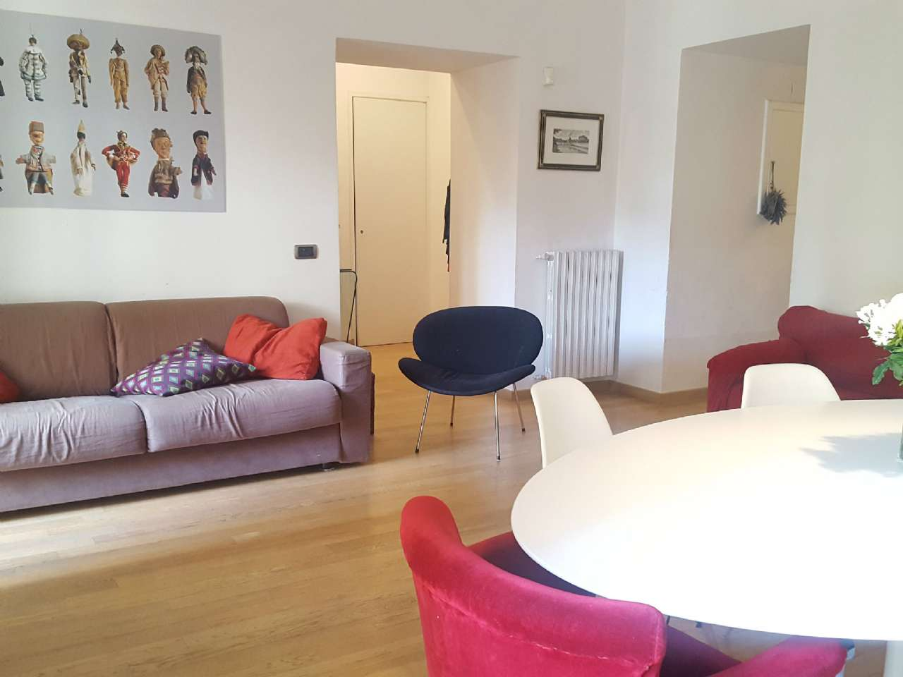 Mergellina - Piedigrotta - Ampio e signorile appartamento con soppalco e posto auto, foto 4