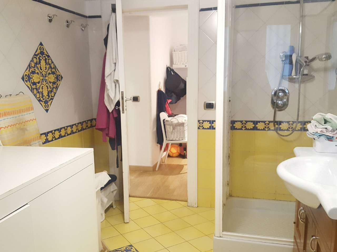 Mergellina - Piedigrotta - Ampio e signorile appartamento con soppalco e posto auto, foto 15