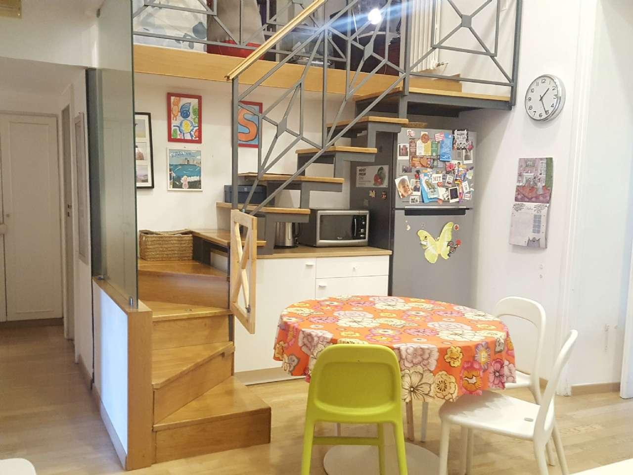 Mergellina - Piedigrotta - Ampio e signorile appartamento con soppalco e posto auto, foto 6