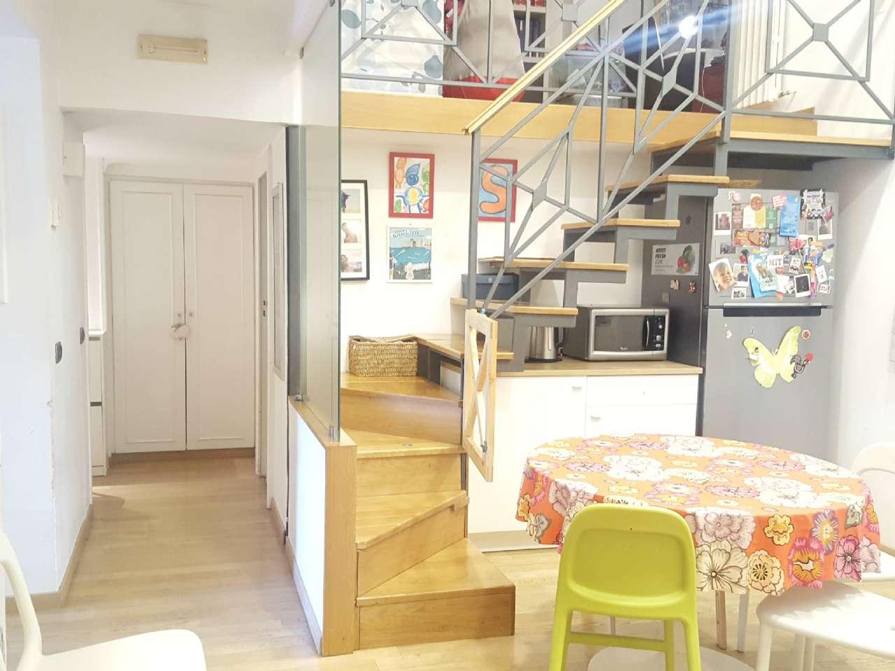 Mergellina - Piedigrotta - Ampio e signorile appartamento con soppalco e posto auto, foto 7