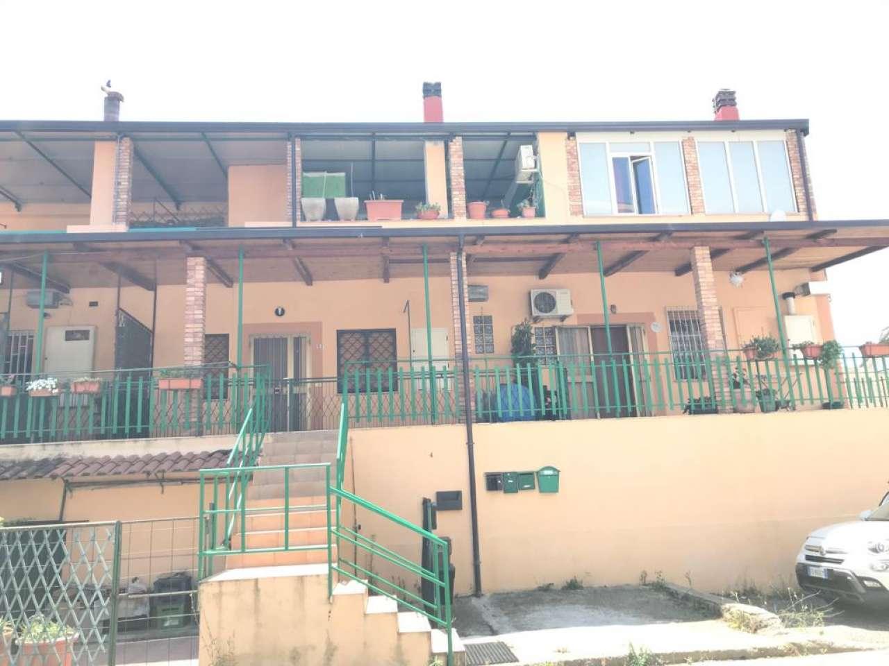 Trilocale, Via San Maria, Località Settimo, Montalto Uffugo, foto 1