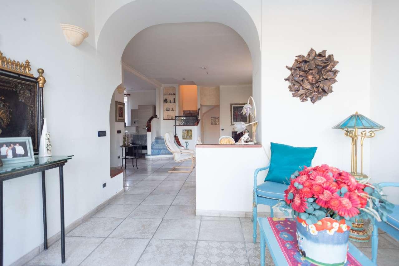 Vomero - Villa con giardino, foto 8