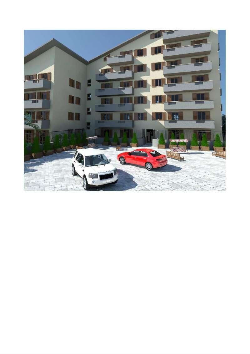 Quadrilocale di nuova costruzione con posto auto