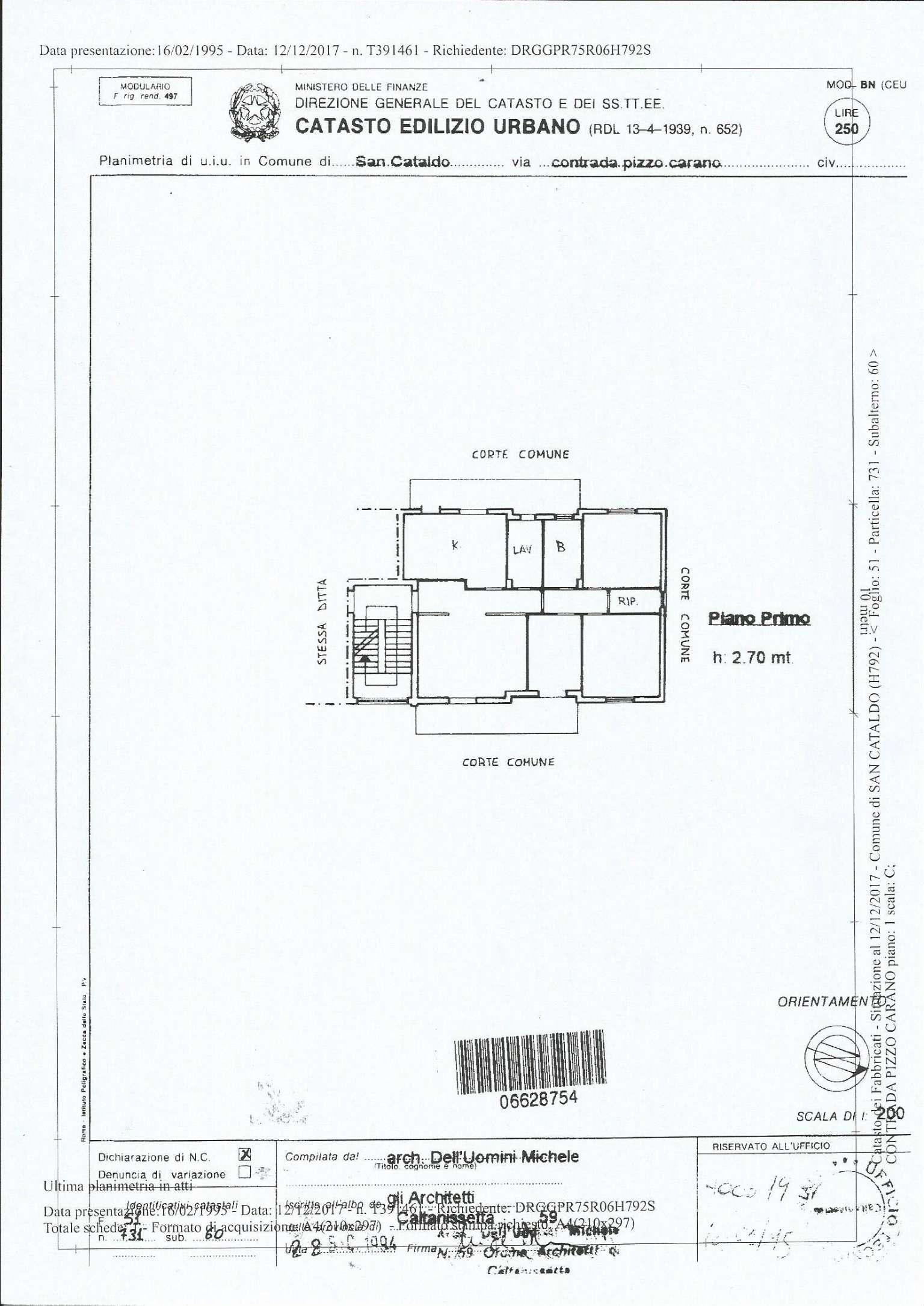 Appartamento in vendita a San Cataldo (CL)-31