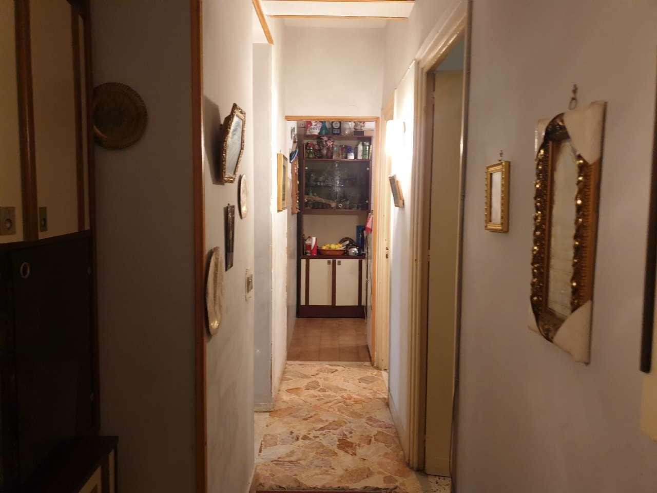 Trilocale, Via Lo Monaco Ciaccio Antonino, Zona Uditore, Palermo, foto 5