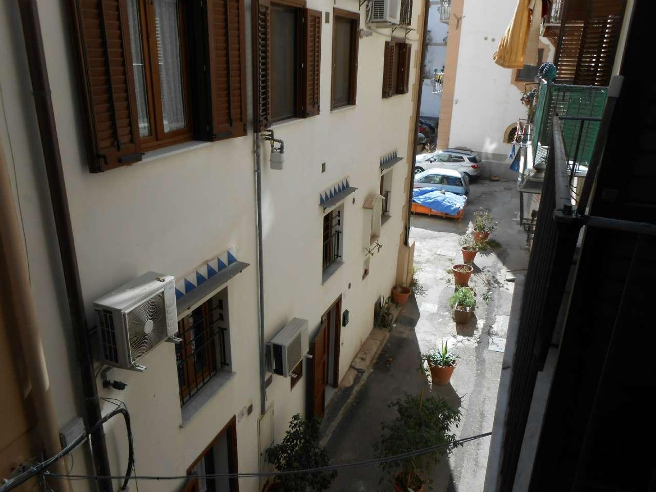 Trilocale, Vicolo del Capraio, centro storico, Palermo, foto 17