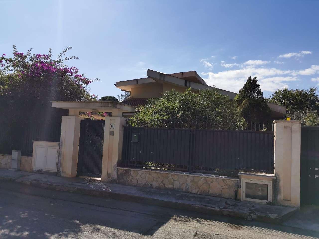 Villa singola, Via Basilea, Mondello, Palermo, foto 10