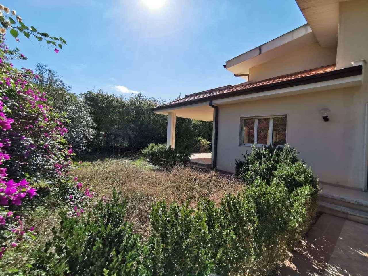 Villa singola, Via Basilea, Mondello, Palermo, foto 1