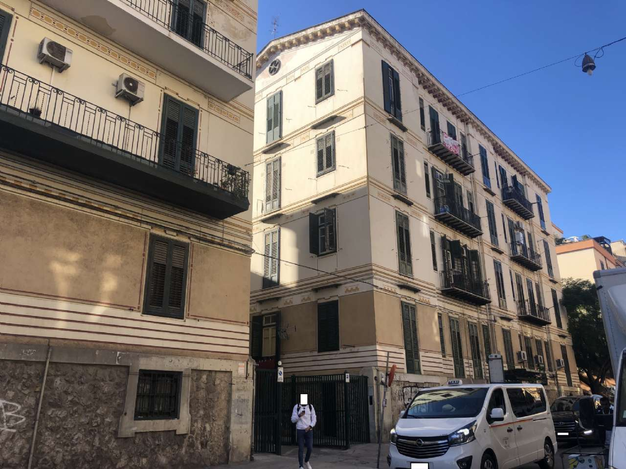 Trilocale, Via Carlo Pisacane, Palermo, foto 7