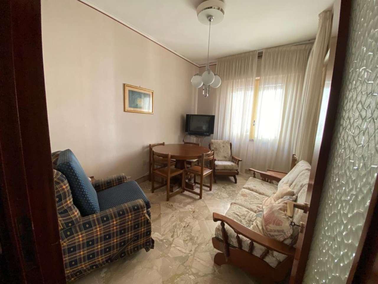 Quadrilocale, Via Angelo Callimaco, Quartiere Noce, Palermo, foto 3