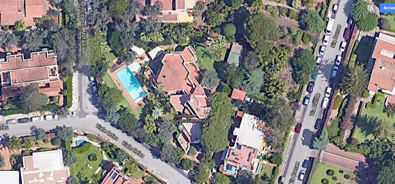 Villa, Viale Orfeo, Mondello, Palermo, foto 12