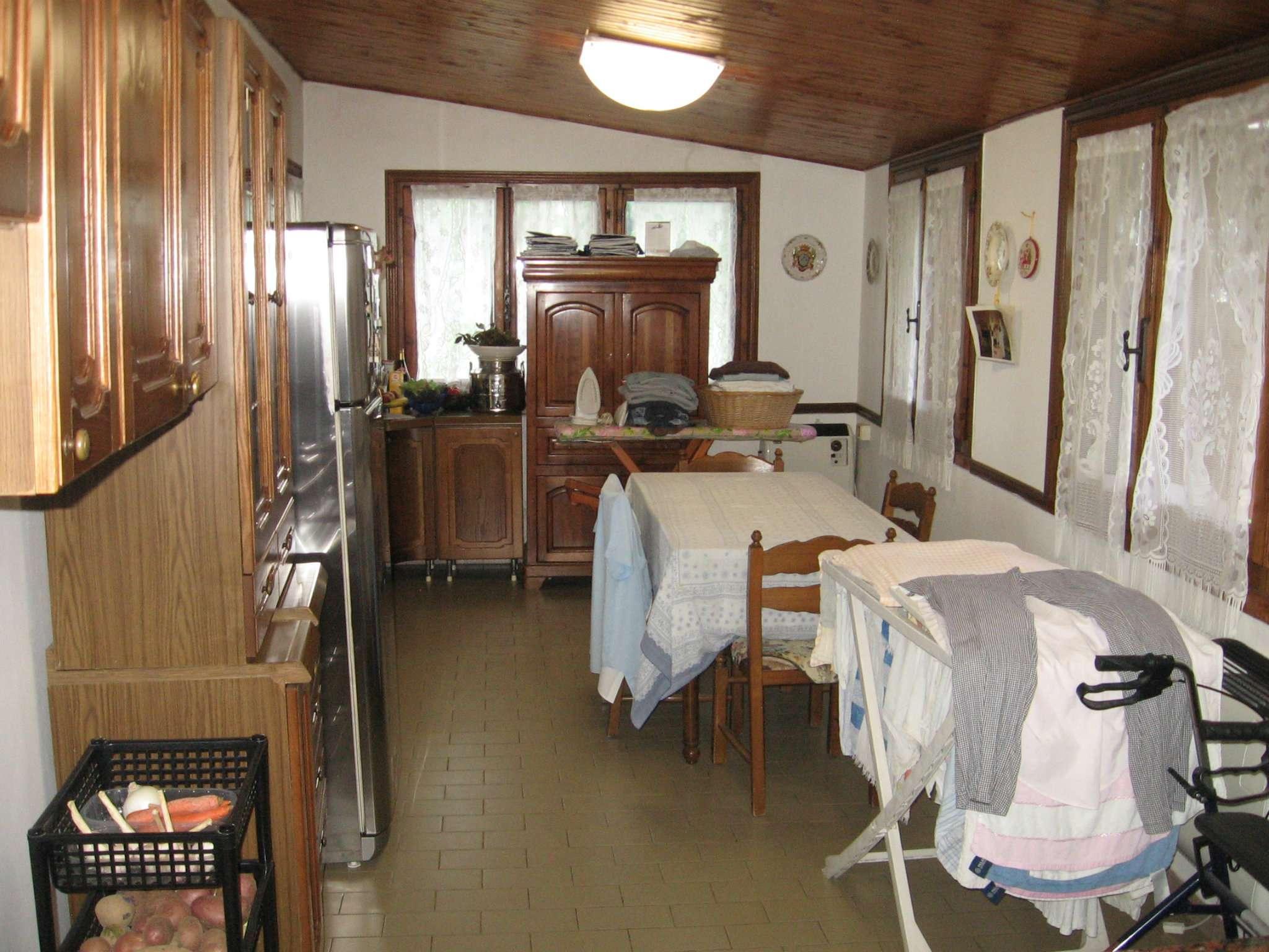 Porzione di casa in buone condizioni arredato in vendita Rif. 7005549