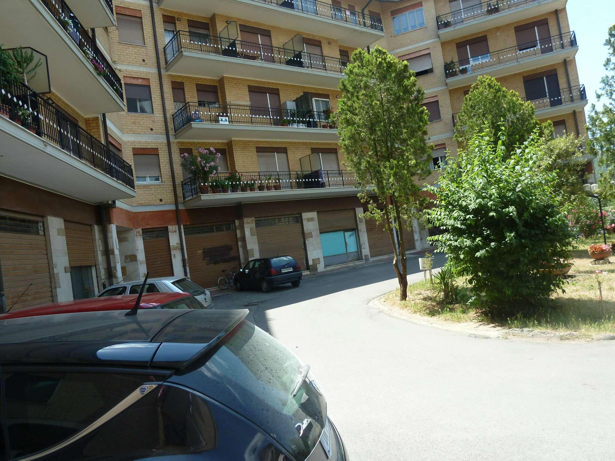 Ampio appartamento con quattro balconi e box auto