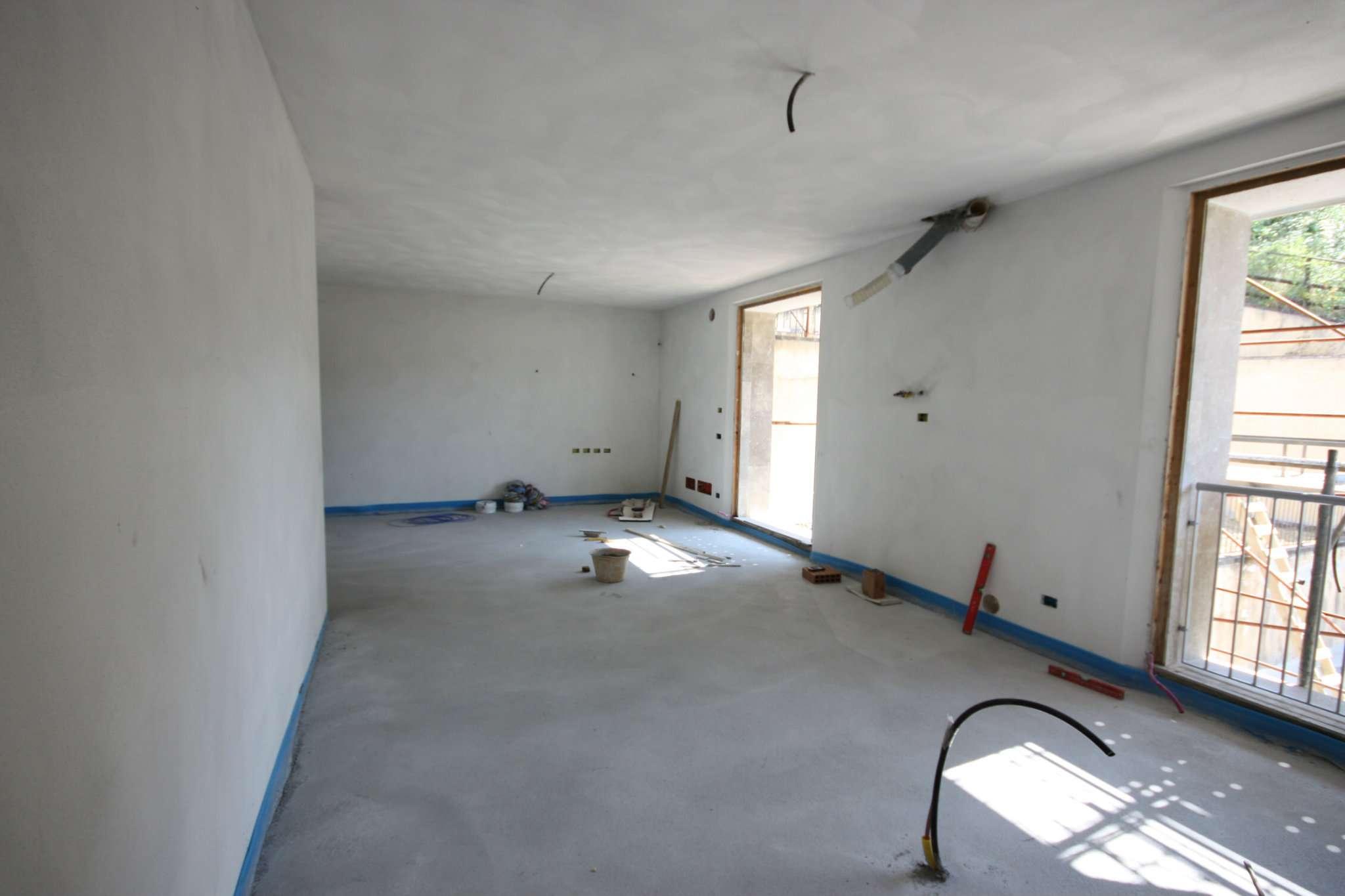 Quadrilocale di nuova costruzione con resede esclusiva