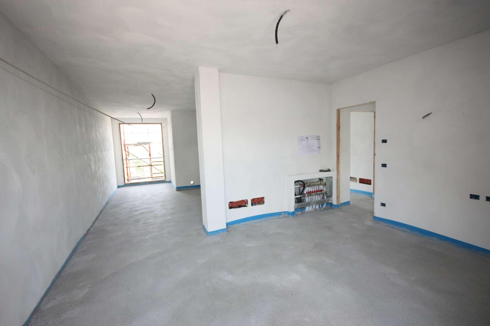 Trilocale di nuova costruzione con resede privata