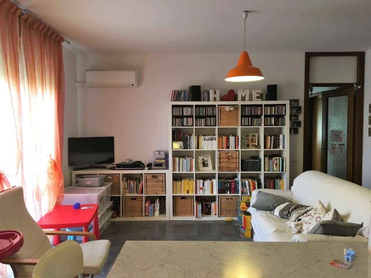 Ampio appartamento con terrazzo e garage singolo