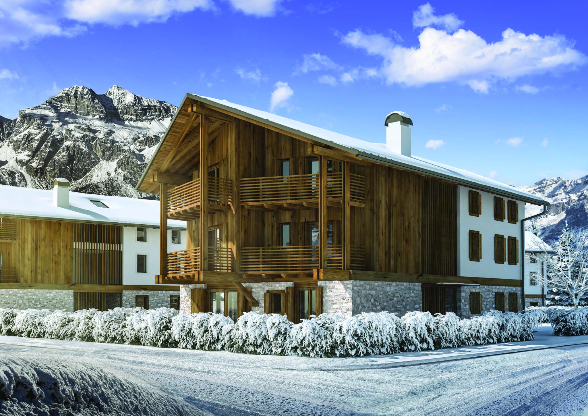 Appartamento 6 locali in vendita a Cortina d'Ampezzo (BL)