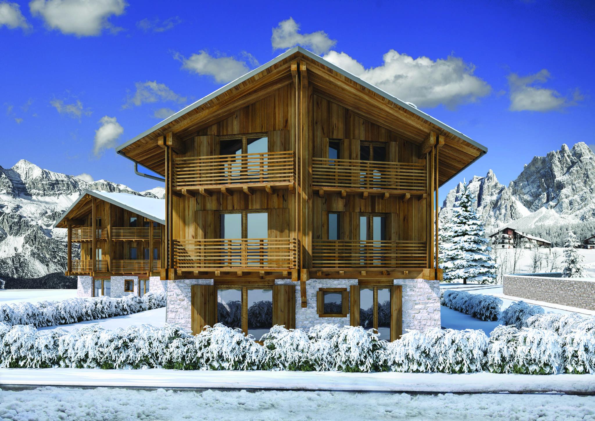 Appartamento in vendita a Cortina d'Ampezzo (BL)