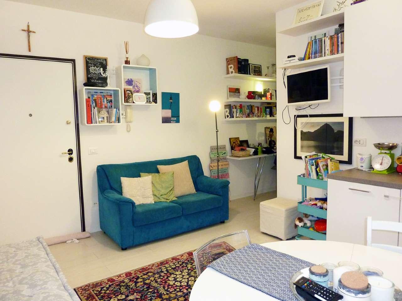 Trilocale ammodernato con terrazzo e garage