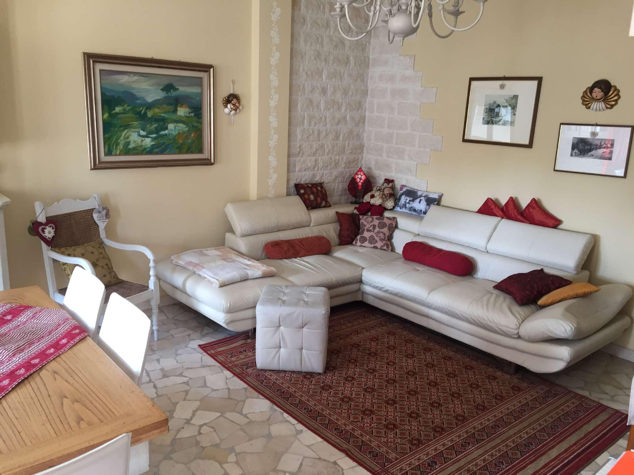 Appartamento ristrutturato parzialmente arredato in vendita Rif. 7507809