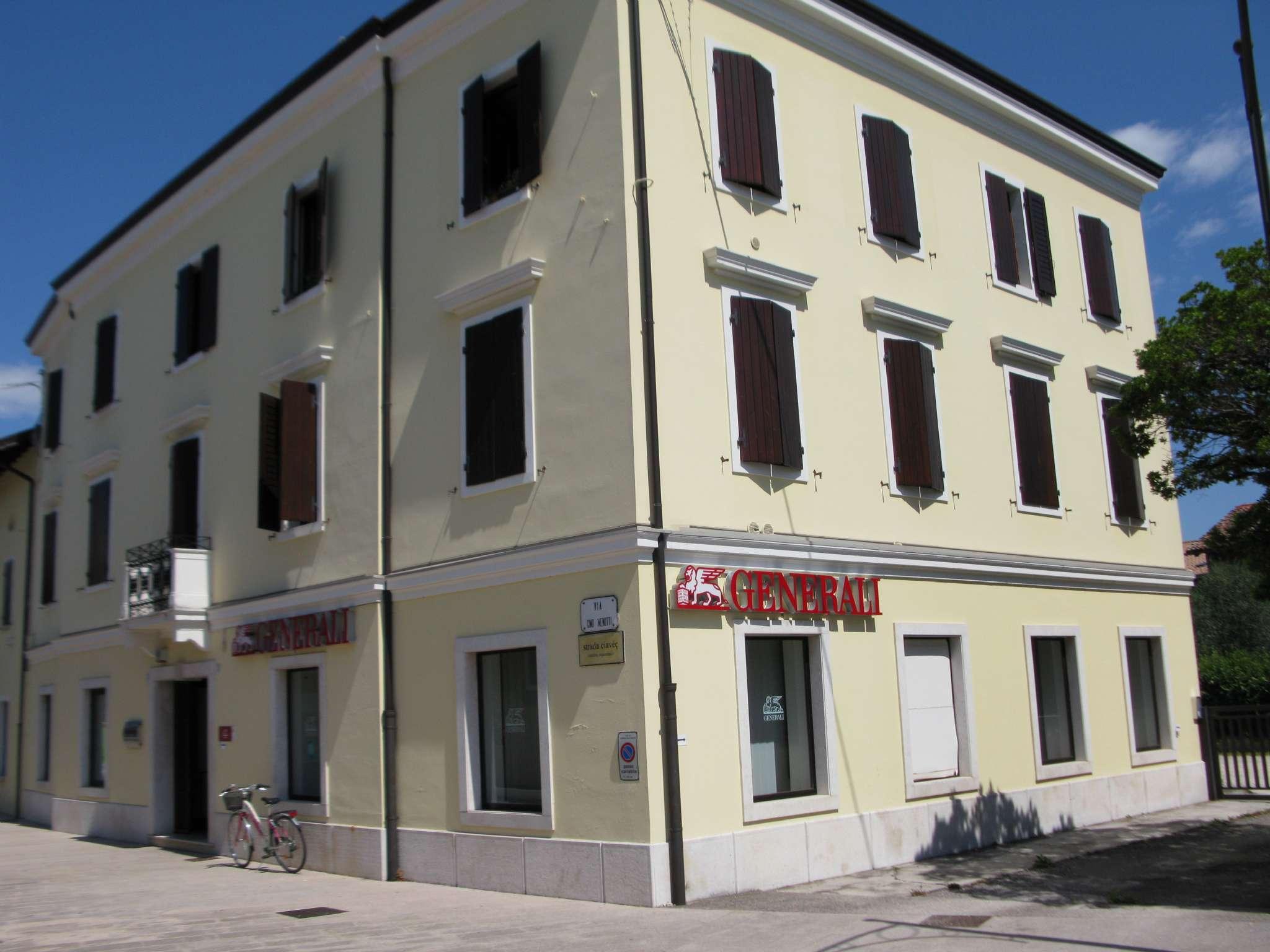 Appartamento in contesto residenziale in centro paese