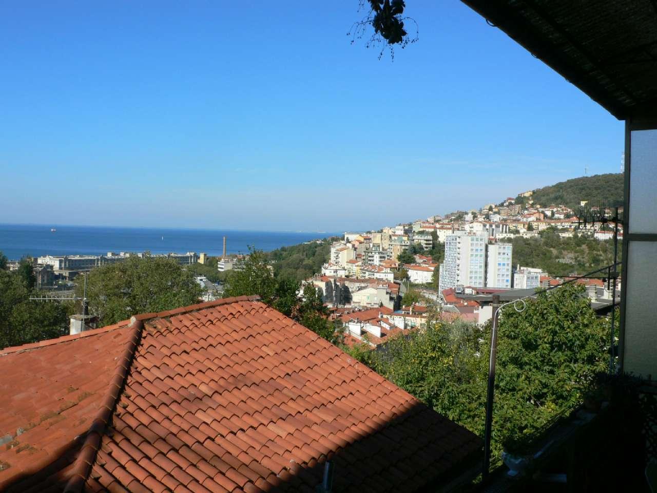Ampio appartamento in villa con giardino vista golfo e cantina, foto 5