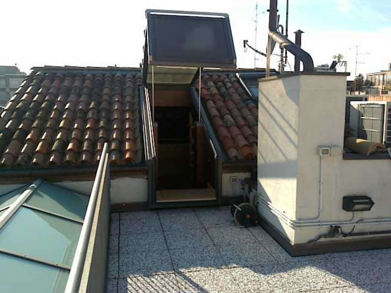 Mansarda con ingresso indipendente ed ampio terrazzo, foto 17