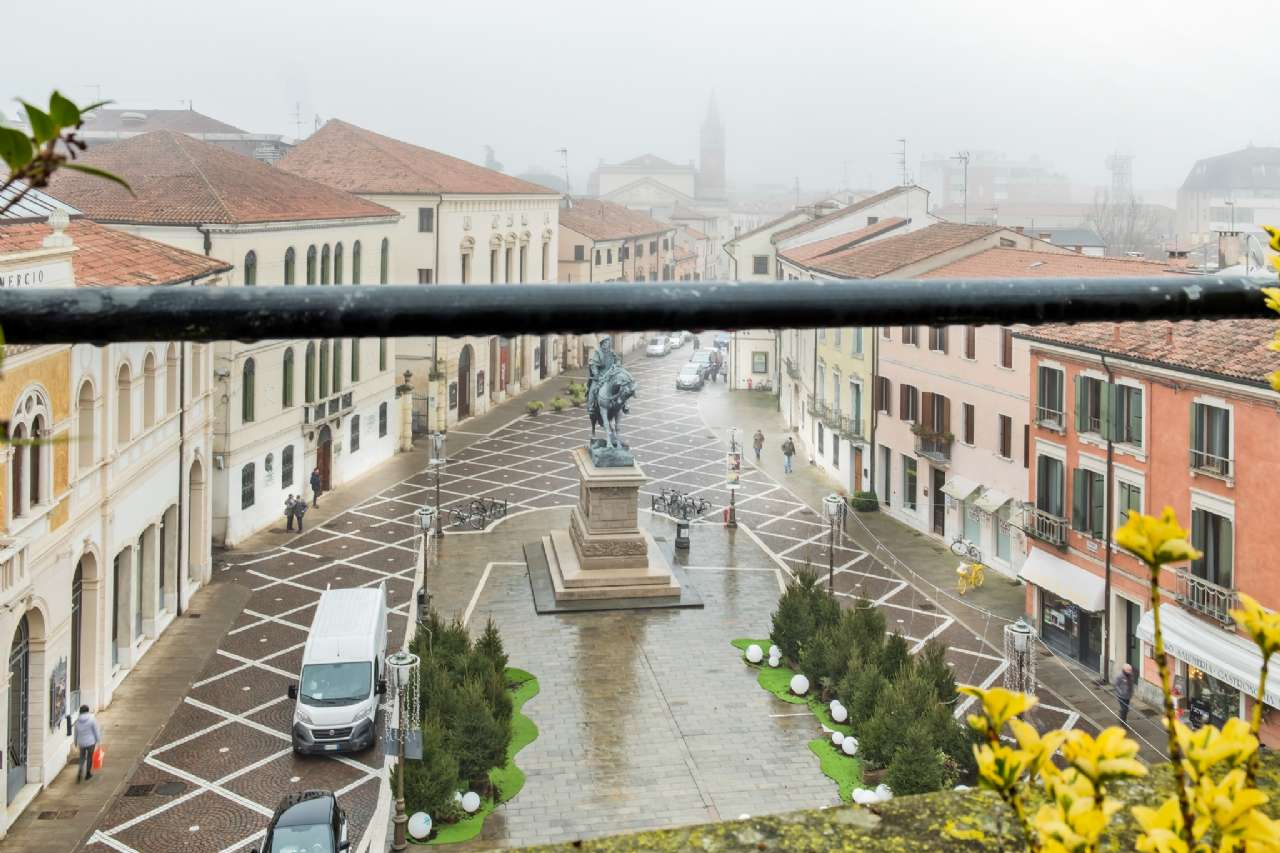 Attico, Piazza Giuseppe Garibaldi, zona Centro, Rovigo, foto 18