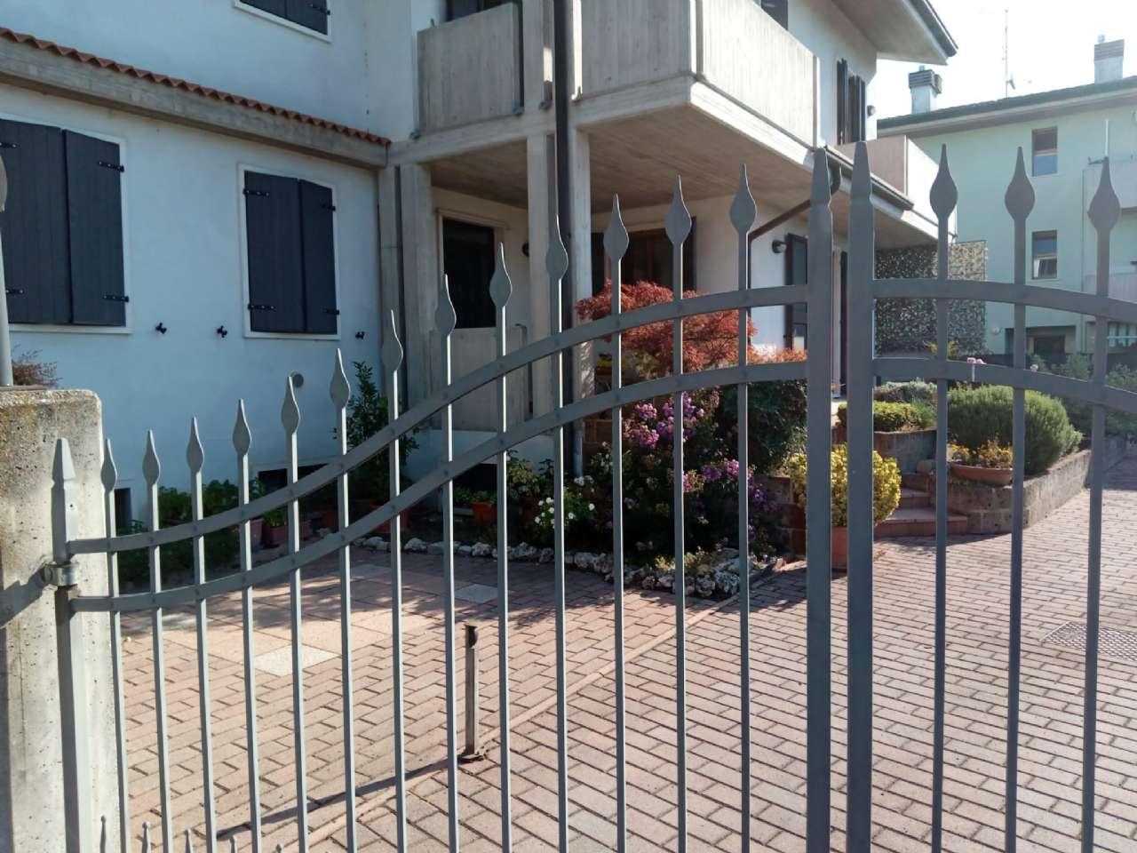 Porzione di casa indipendente, Via Conte Milone, Ronco all'Adige, foto 8