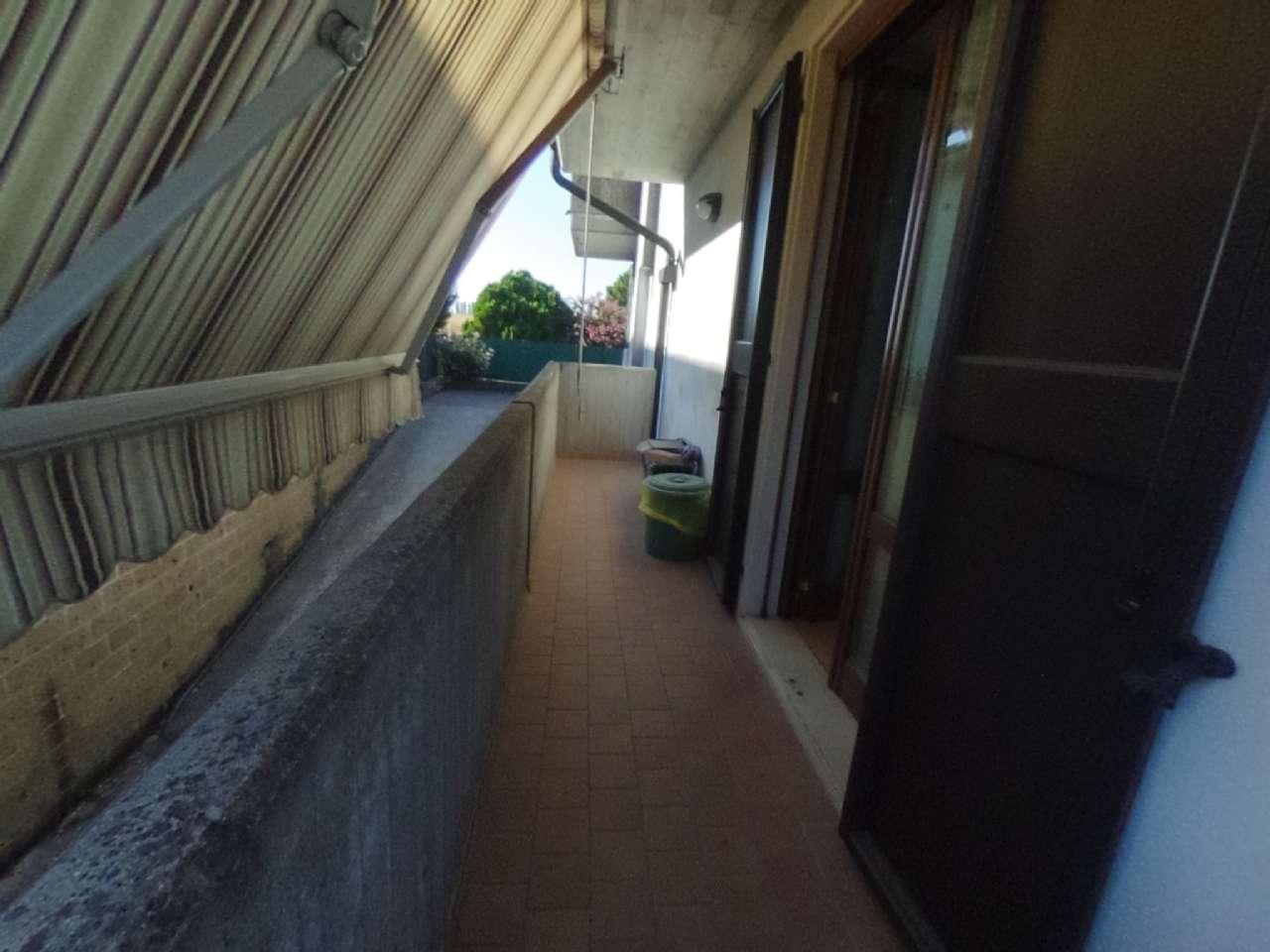 Porzione di casa indipendente, Via Conte Milone, Ronco all'Adige, foto 4